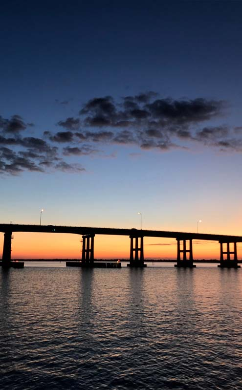 best dining restaurant sunset views Oxbow Fort Myers Florida