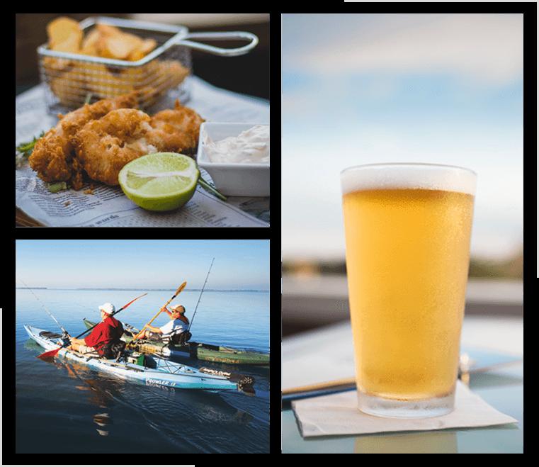 best restaurants Fort Myers Florida craft beers cocktails seafood adventure