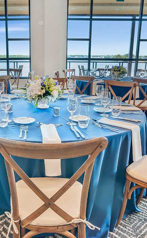 private dining event space restaurant Oxbow Fort Myers Florida
